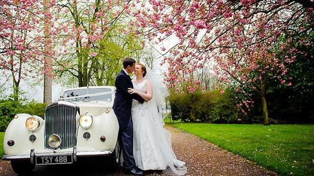 Proljetno vjenčanje